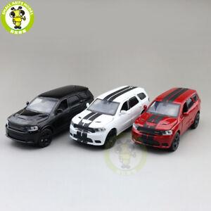 1/32 JKM Dodge Durango SRT Diecast Metal Model Car Toys Kids Boys Gilrs Gifts