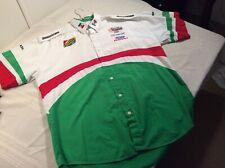 indy car shirt - HVM / Bridgestone Champ Car World Series Race Shirt (L)