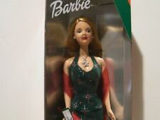 """2000 Mattel Barbie Holiday Suprise 11.5"""" Doll New in Box"""