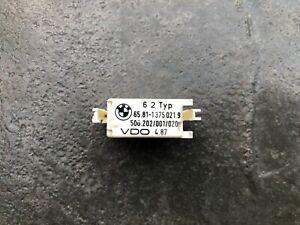 BMW E24 13 Button OBC Coding Plug 1985-1987 635csi L6   6 2 TYP