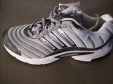Adidas Revolver Running Mens New Size 8 Shoes NWT Silver Black