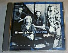 EMMYLOU HARRIS Spyboy ADVANCE PROMO CD different art 1998 US album NEAR MINT/EX+