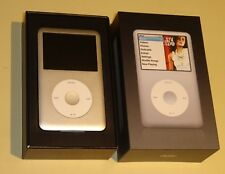 Apple iPod Classic 6th Gen 160GB Silver (MB145LL/A) NEW OPENED UNUSED