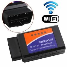 ELM327 WiFi OBD2 Car Diagnostics Scanner Code Reader for Android iPhone iOS