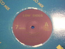 LOW RIDER flight to paradise italo boogie mint condition ( Lanfranchi Stanga )