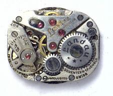 Antique Vintage LANDAU Swiss 17 Jewel Watch Movement #W108