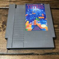 Tetris (Nintendo Entertainment System,NES 1989)- Game Only