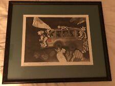 Rare Ricardo Anguia (Mexican 1951) Original Hand Signed Limited Edition 1991