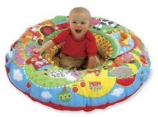 Galt Baby Playnest Farm - Triangular Multi Sensory Inflatable Play Ring