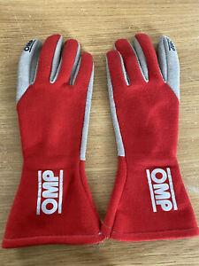 OMP Race Gloves FIA