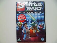 Star Wars Lego - The Yoda Chronicles - Episodes 1-2 (DVD, 2013) New and Sealed