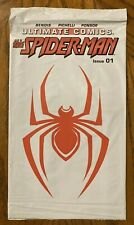 Ultimate Comics All-New Spider-Man #1 Marvel 2011 Sealed Polybagged 1st Print