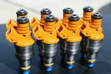 Rebuilt Genuine Bosch Upgrade 4 Hole Nozzle GM Vortec 454 7.4L Fuel Injector Set