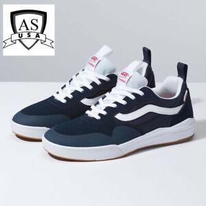 Vans UltraRange Pro 2 Tom Schaar Dress Blues Men's Classic Skate Shoes Size 6.5