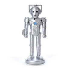 NEW! Dr. Doctor Who Cyberman Robot - Kurt Adler Christmas Nutcracker 10 1/4""