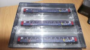 AM12: Liliput by Bachmann L350004 Wagenset Sleeperette SBB EP V - Exc / Boxed
