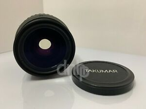 PENTAX Takumar Zoom/Macro 28-80mm F3.5-4.5 Lens 1524317 Made In Japan