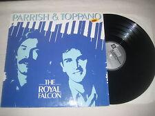 Parrish & Toppano - The royal falcon  Vinyl LP