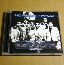 Grupo Escolta - No Hay 5 To Malo 2014 USA CD MINT World Music #E04