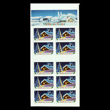 France 2002 - Merry Christmas Booklet - Sc 2920a MNH