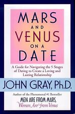 Mars and Venus on a Date: A Guide to Navigating the 5 Stages of Dating to Create