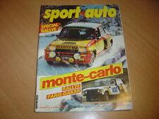 Sport Auto N°228 Alfatta GTV 6.Range Rover VSD