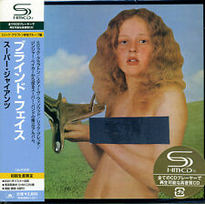 Blind Faith (1969) Japon MINI LP SHM-CD UICY - 93704 Eric Clapton Cream