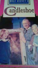 Blockbuster Video rental Walt Disney's Candleshoe young Jodie Foster David Niven