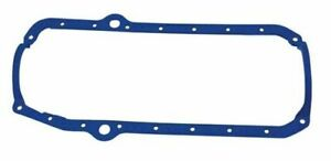 MOR93150 Moroso Oil Pan Gasket, Rubber with Steel Core, For Chevrolet, Small Blo
