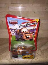 DISNEY CARS RACE O RAMA MATER DIE CAST CAR