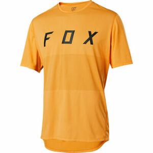 Fox Racing 2020 Ranger s/s Short Sleeve Fox Jersey Orange