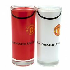 Manchester United F.C. 2 High Ball Glass Set