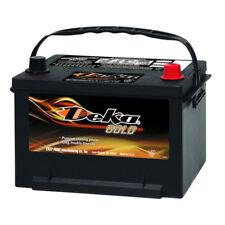 DEKA GENUINE NEW 658RMF 12-VOLT Gold Battery 715Amp Cranking Power (Group 58)