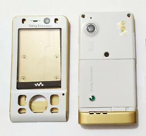 White fascia housing facia case cover faceplate for Sony Ericsson W910i w910
