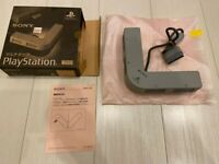 SONY Playstation Japan Official Multi Tap 4 Port SCPH-1070 with Box PS Excellent