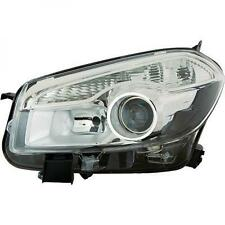 Headlight XENON Left QASHQAI, 10- D1S+H7 without accessories