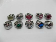 10X New Jewelry Finger Ring Time Watch with cover wa-w150