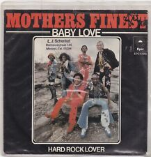 Mothers Finest-Baby Love vinyl single