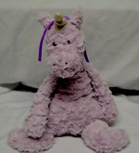 Jellycat Purple Unicorn Plush