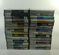 Nintendo DS U Pick Games Choose Complete Fun Rare Family Action Puzzle