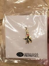 Creative Memories Cm Jewelry Charm Scrapbooker Crafter New Bracelet Necklace
