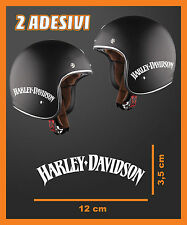 ADESIVI DECAL STICKERS HARLEY DAVIDSON CASCO MOTO CUSTOM