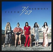 7/27 Japan Deluxe Edition FIFTH HARMONY CD