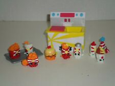 Shopkins Food Fair Pack Season 3 Fast Food Collection Very Nice