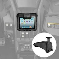 Electronic Device Tablet Holder w/ Integrated Storage For Can Am X3 Max 2017-21