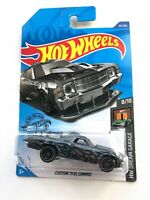 Hot Wheels 2020 '71 CUSTOM El CAMINO 40/250 HW Dream Garage 8/10 Diecast GHC28