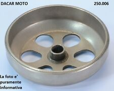 250.006 CLOCHE EMBRAYAGE D.134 POLINI PIAGGIO : HEXAGON 125 LX - HEXAGON 180 LXT