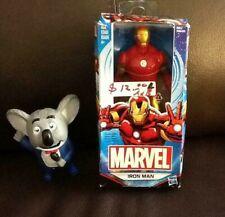 "Iron Man Action Figure 6""  Marvel Hasbro Tony Stark C-082A"