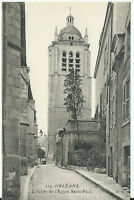 CPA-45-ORLEANS - Clocher de l'église st-Paul