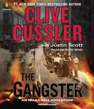 Clive Cussler's THE GANGSTER, Bk. 9, An Isaac Bell Adventure, CD, Unabridged